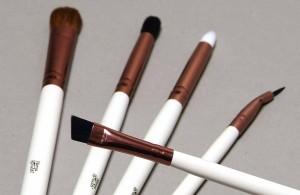 Nima Brush 5 Piece Elite Eye Detail collection brow