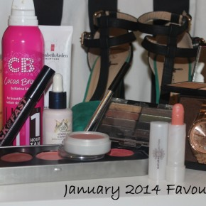Anita's Favourites of January 2014