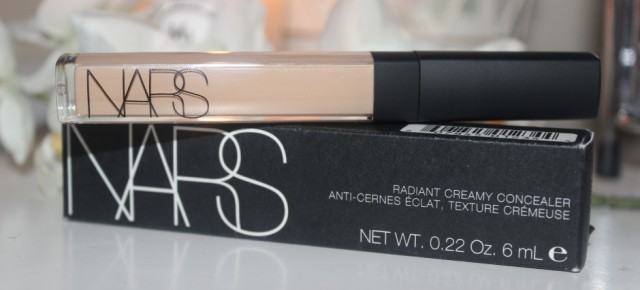 REVIEW: Nars Radiant Creamy Concealer