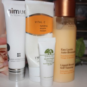 My Go To Glow Getters: Achieving glowing skin