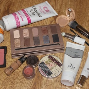 Anita's February Beauty Favourites