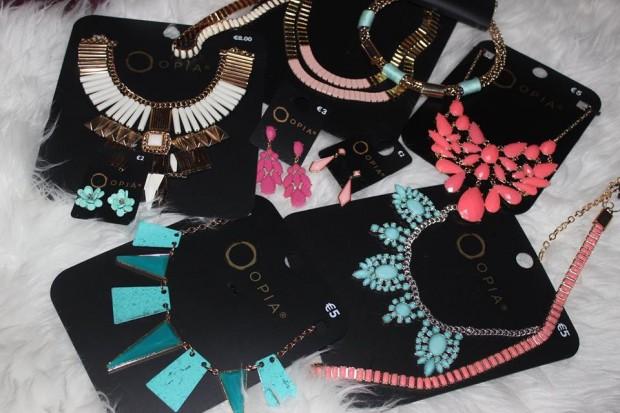 April Faves Necklaces