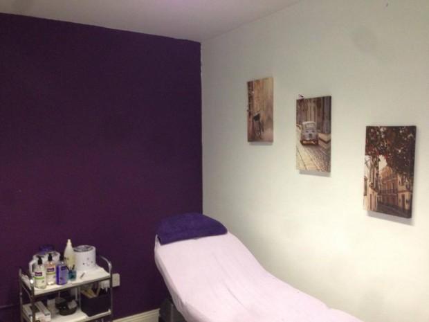 zinc treatment room