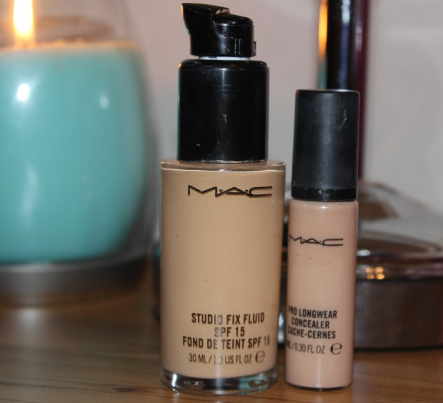 Haul Mac Studio fix and prolongwear