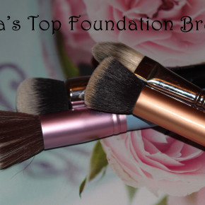 Anita's Picks: Top Foundation Brushes