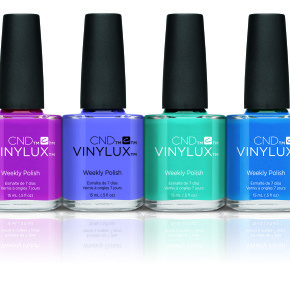 EXCLUSIVE REVEAL: CND™ VINYLUX GARDEN MUSE COLLECTION