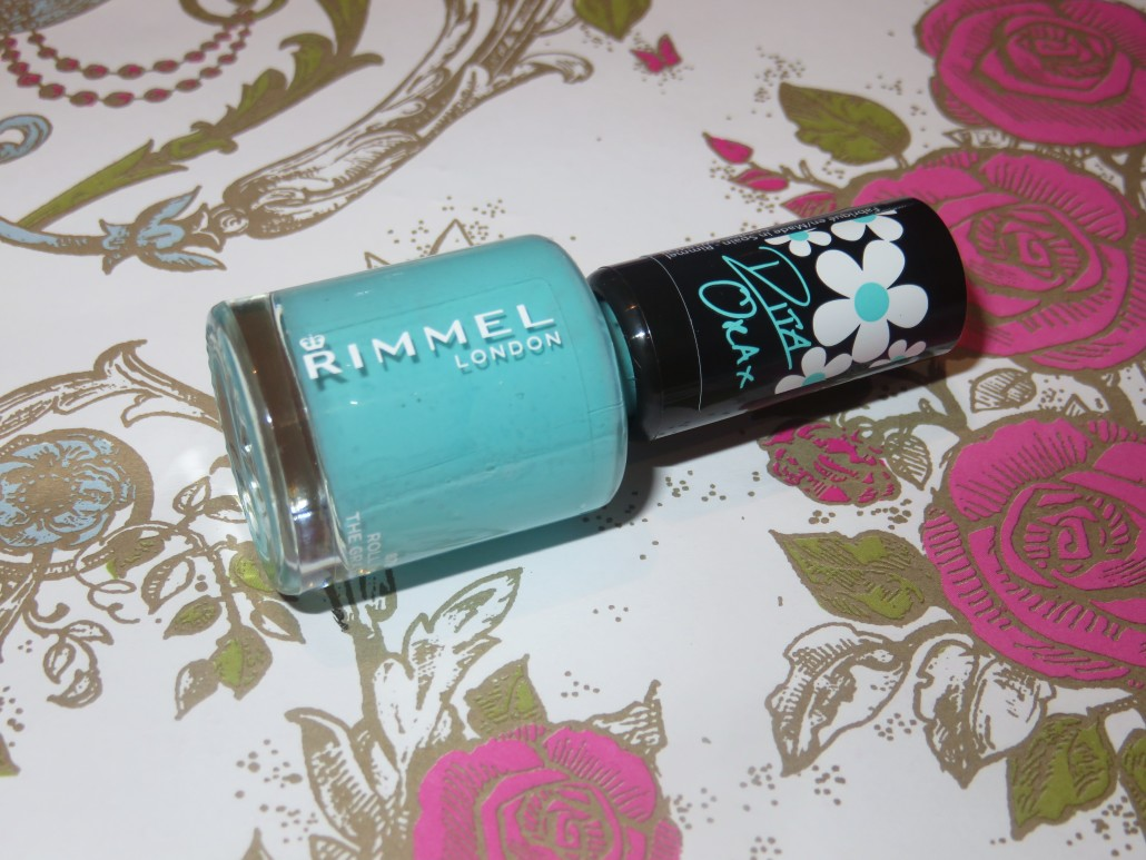 Haul 1604 rita ora polish