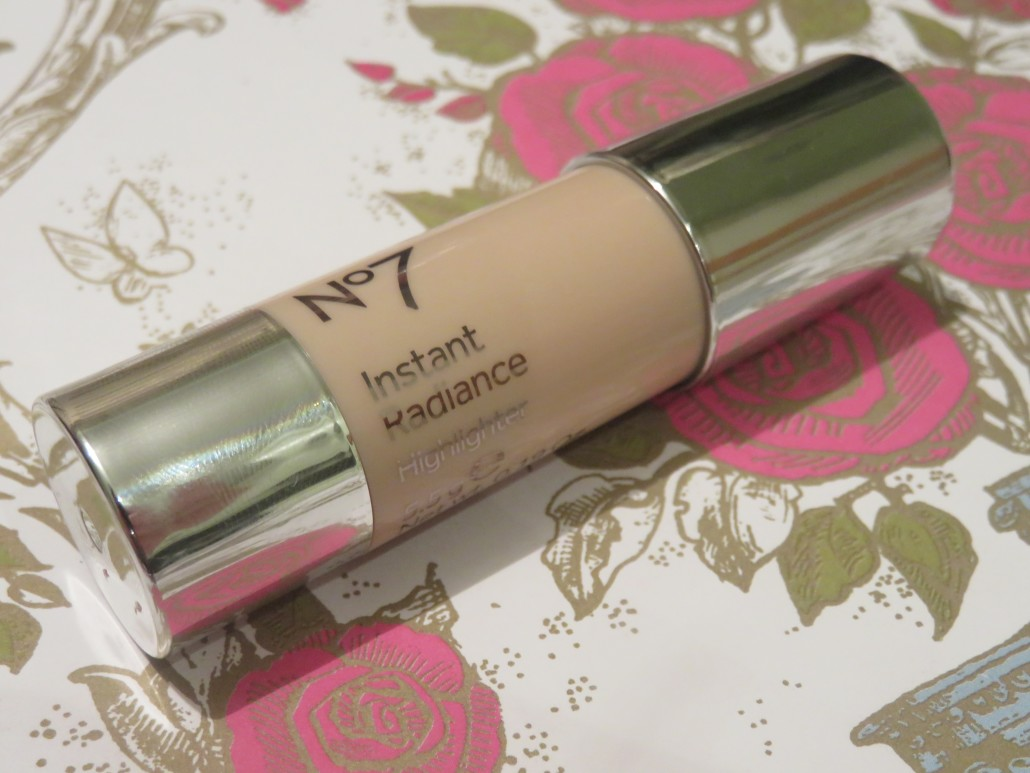 haul 1604 no7 instant radiance