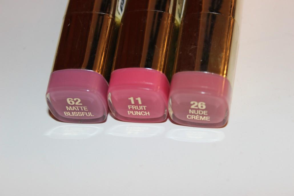 Florida Haul Milani Lipsticks