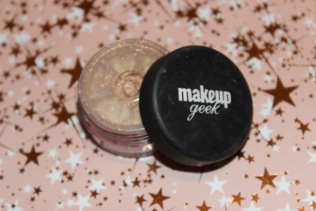 June 2015 adorn.ie beauty favourites makeup geek afterglow pigment