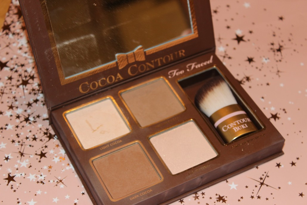 June 2015 adorn.ie beauty favourites too faced cocoa contour open