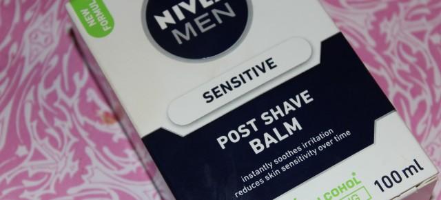 REVIEW: Nivea Men Aftershave Balm....AS A PRIMER!!!!
