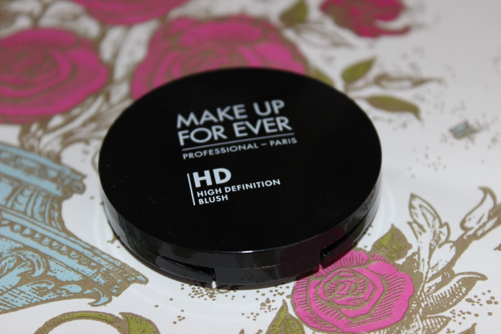 July 2015 Favourites Makeup Forever HD Blush 215
