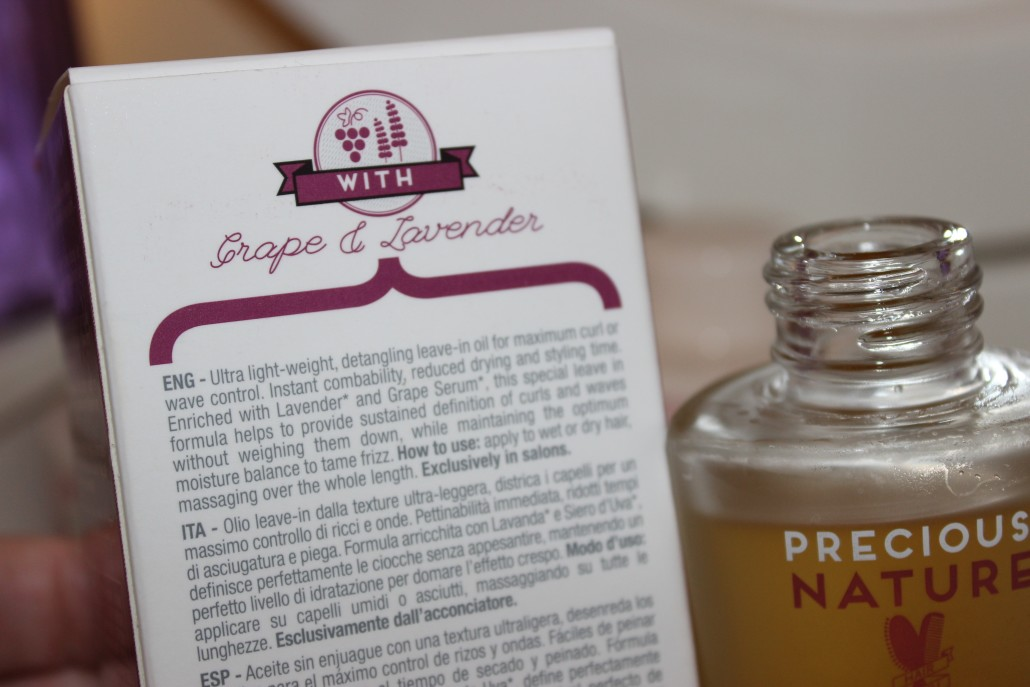 Oct 15 Favourites Alfapark curly hair oil back