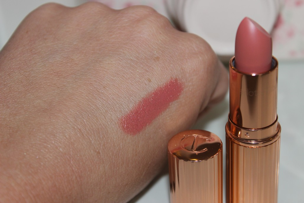 Oct 15 Favourites Charlotte Tilbury Bitch Perfect swatch