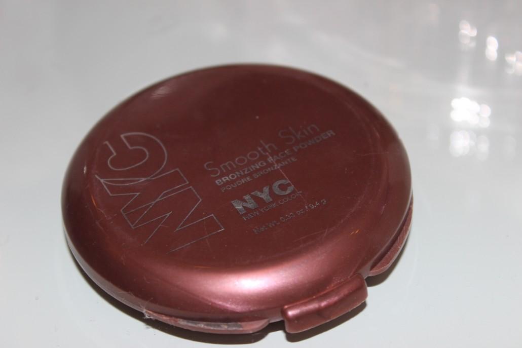 Oct 15 Favourites NYC Sunny bronzer