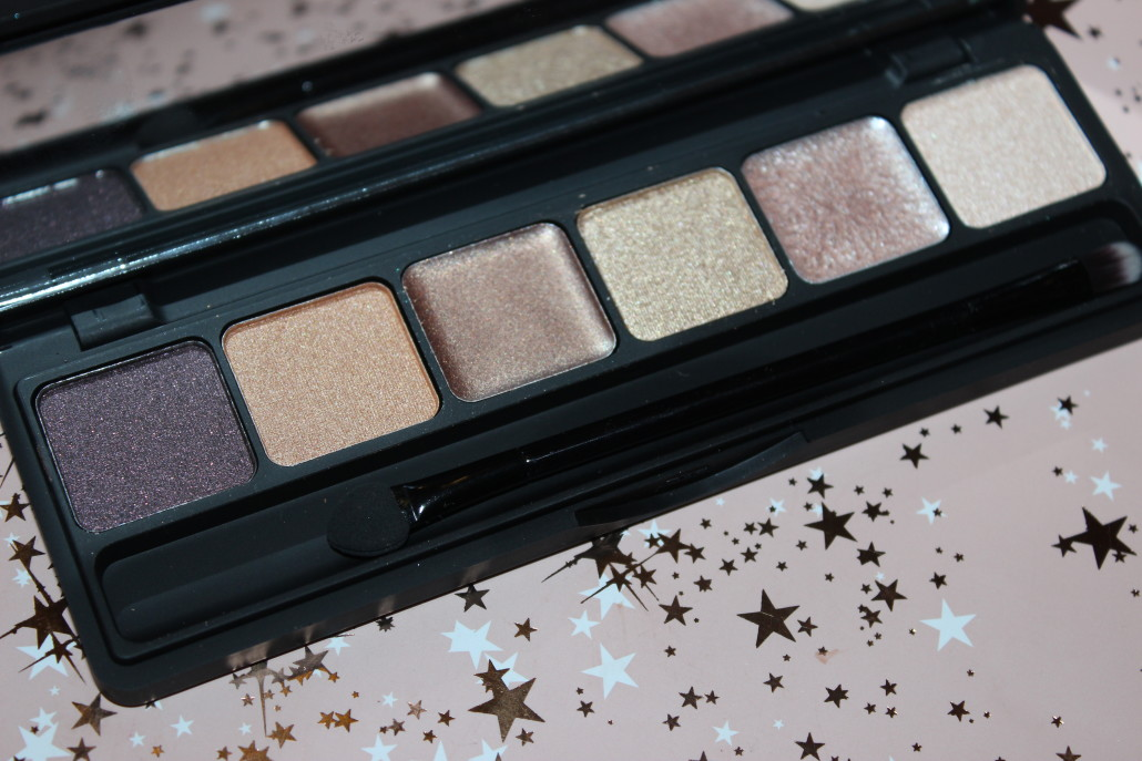 Sleek I Lust Palette Golden Standard Close Up