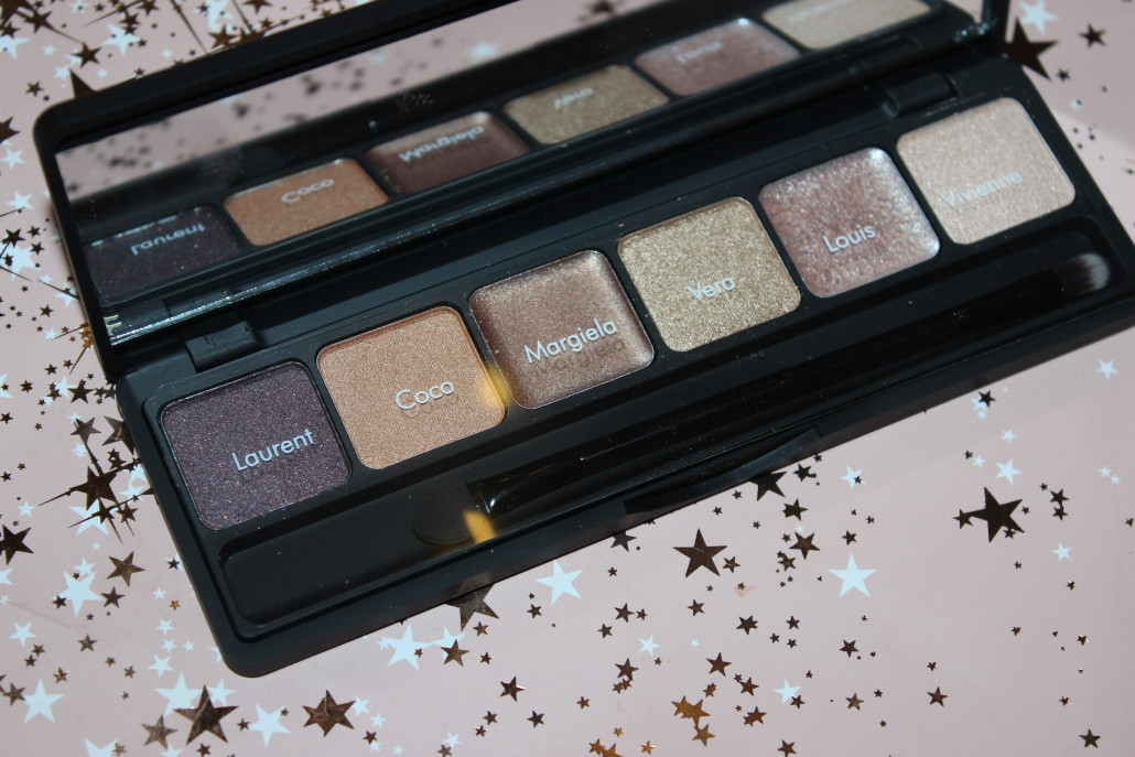 Sleek I Lust Palette Golden Standard Names