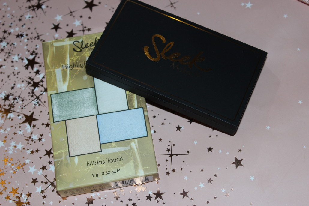 Sleek Midas Touch Palette