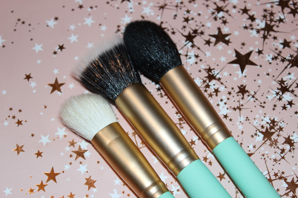 Nima Brush Girls On Tour Travel Set Adorn.ie Brushes Close Up Face brushes