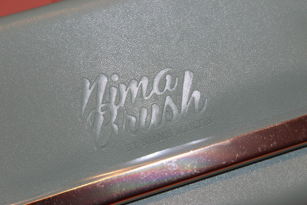 Nima Brush Girls On Tour Travel Set Adorn.ie Logo