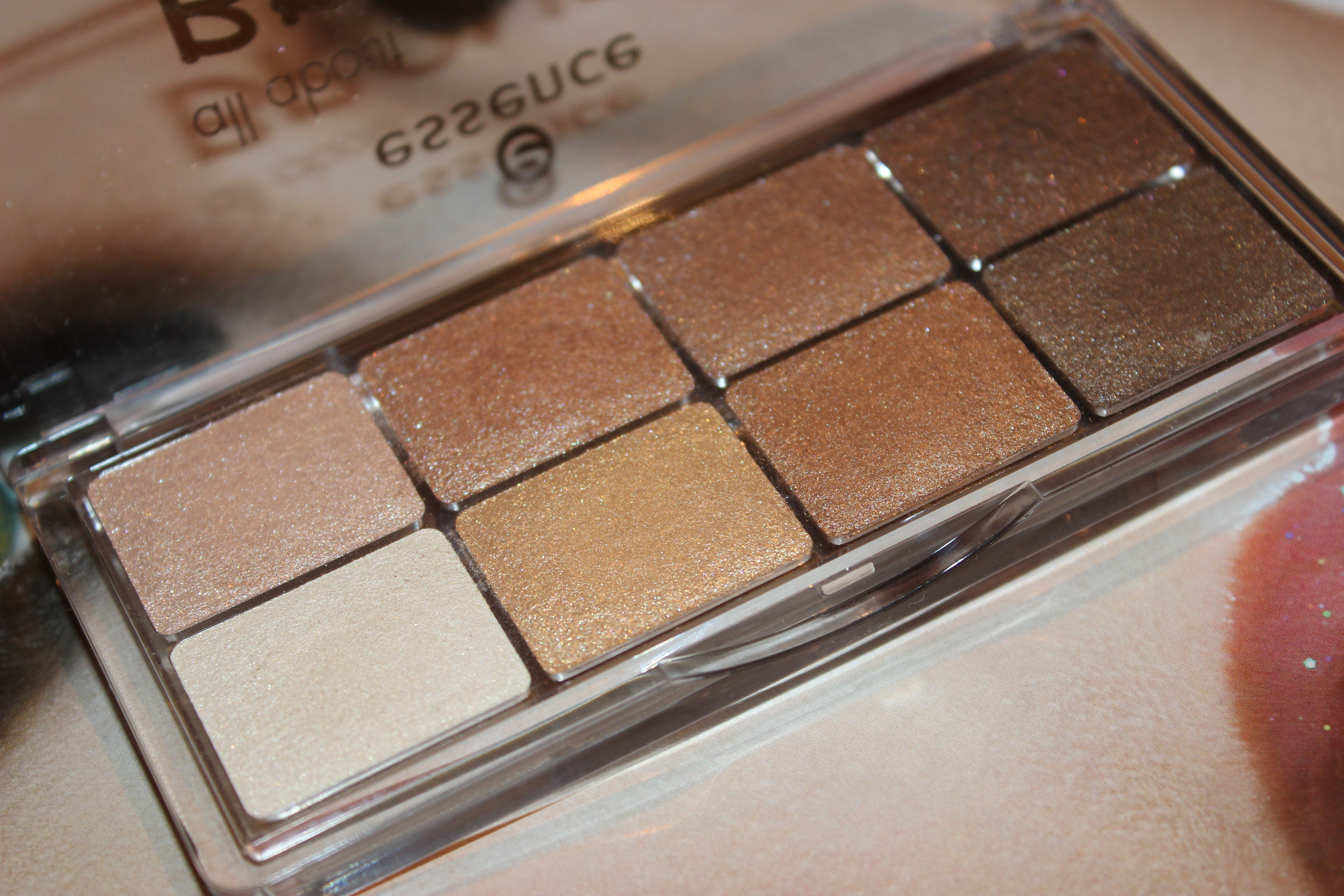 REVIEW: Essence all about...eyeshadow palettes - Adorn.ie