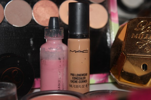 Products I cannot live without mac prolongwear