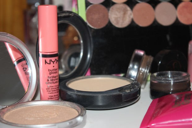 Products I cannot live without nyx buttergloss
